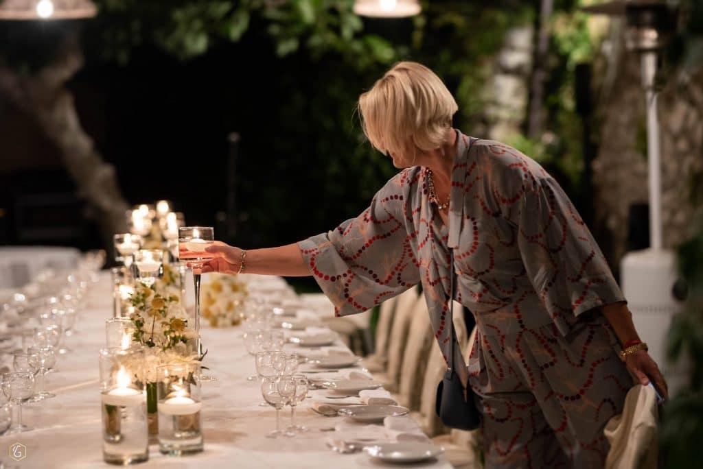 Vilma Wedding & Event Planner _ Vilmas Rapšaitė _ vestuvių dekoras _ vestuvės Italijoje _ Amalfio pakrantė _ vestuvių organizatorė Italijoje