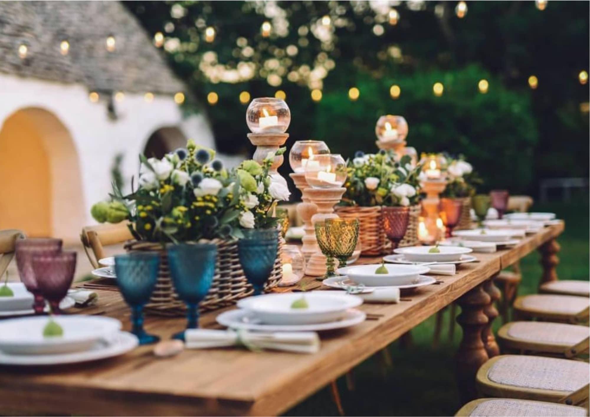 Vilma Wedding & Event Planner _ vestuvių organizatorė Vilma Rapšaitė _ vestuvių dekoras Italijoje _ vestuvės užsienyje _ Apulija _ spalvingas vestuvių dekoras